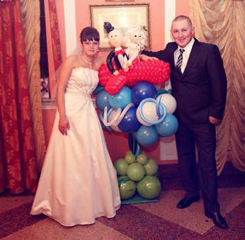 Ахат и Светлана Акрамовы
