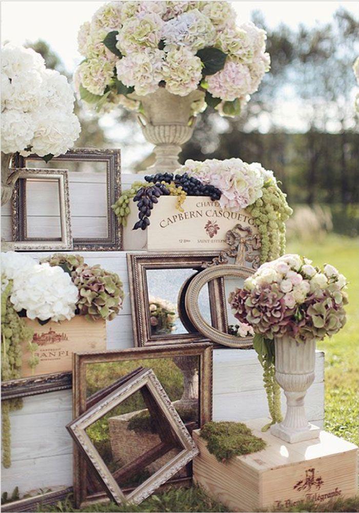 Декор на свадьбу идеи