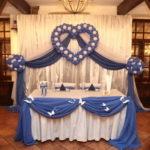 Оформление свадьбы в ресторане Бюргер