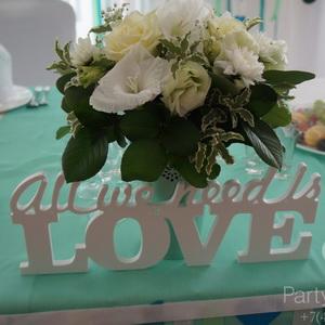 оформление свадьбы и свадебный декор