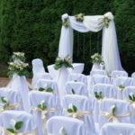 Элегантный декор свадьбы в европейском стиле