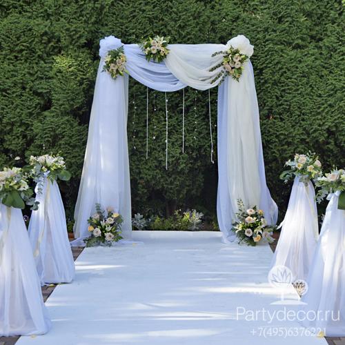 Фото стоек для свадеб 22