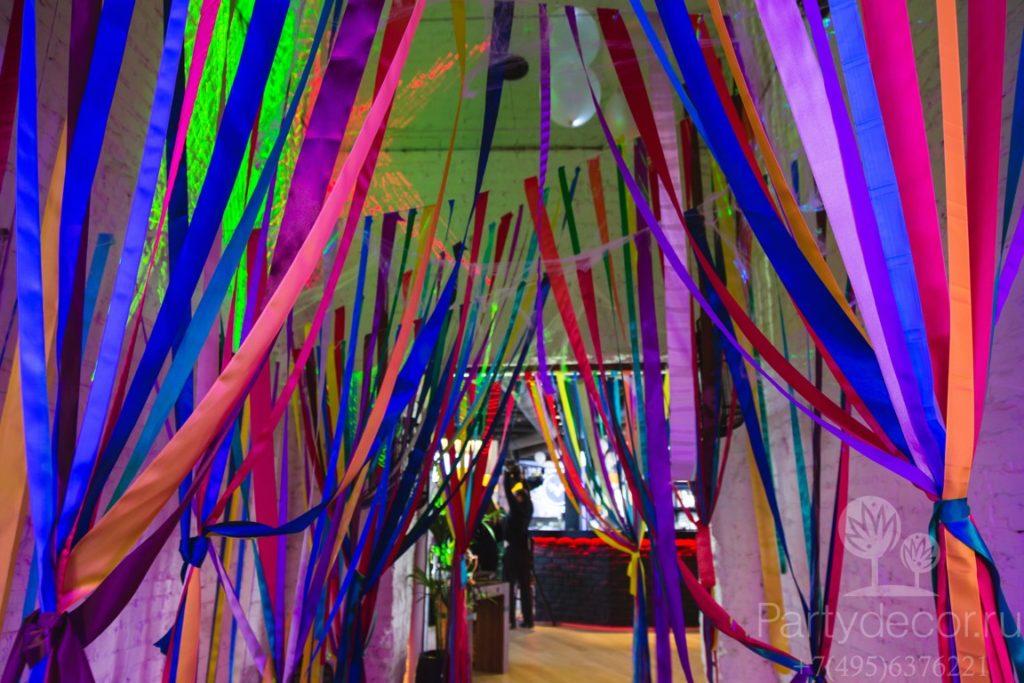 Украшение детского дня рождения в центре «Диджитал Октобер»