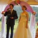 Украшение свадьбы в отеле Планерное, Московская область