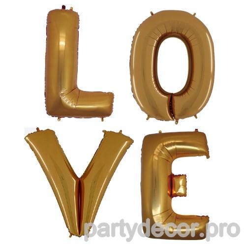 буквы LOVE для фотосессий