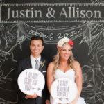 Фотозона на свадьбу — что это и почему так важно?