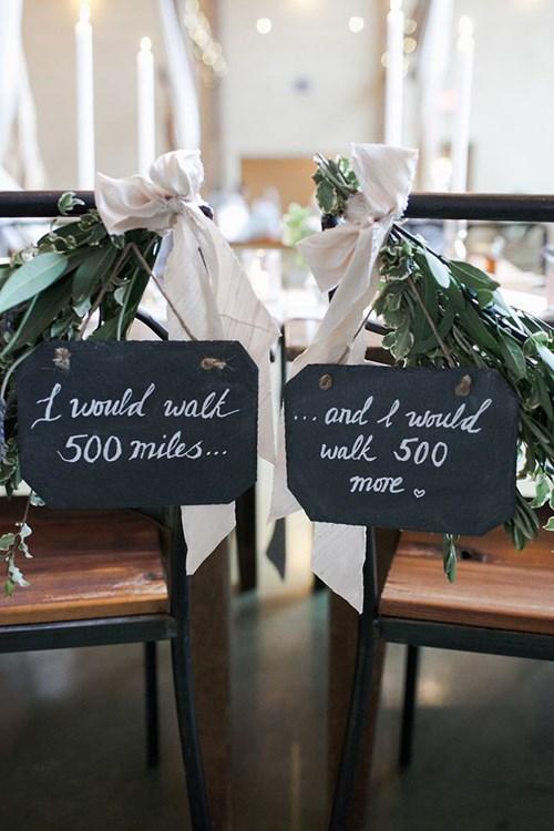 украшение свадебных стульев