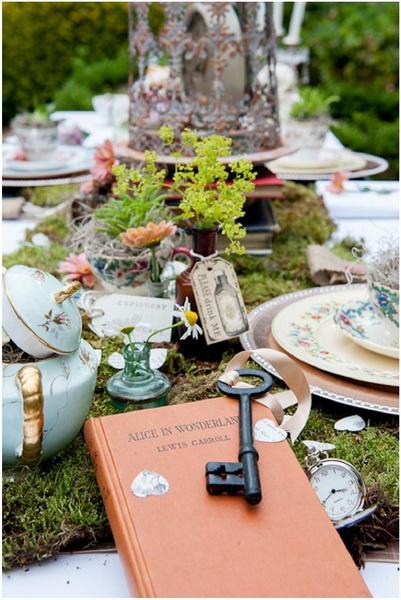 тематичекая свадьба