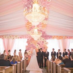 свадебная расцветка