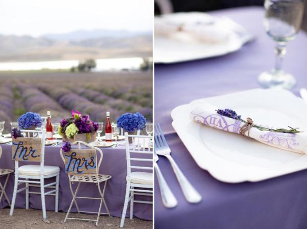 Актуальные цвета для свадеб