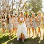 Причудливая свадьба.