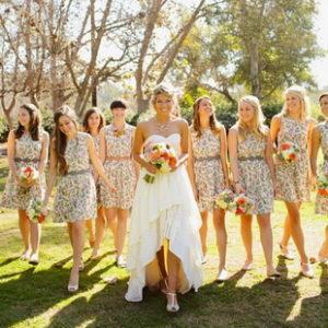 причудливая свадьба