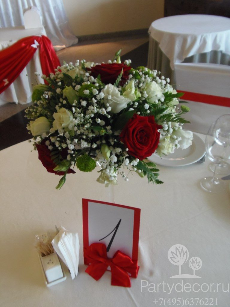 Украшение свадьба ресторан Pinocchio