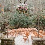 Свадьба в эко-стиле: праздничный стол, интерьер, образы