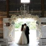 Новый тренд в оформлении свадеб: бумажный декор