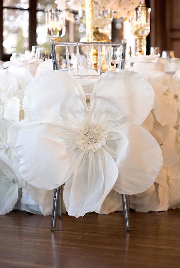 свадебные цветы гиганты
