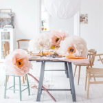 Украшаем свадьбу цветами гигантами.