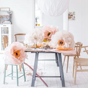 свадебные цветы гианты