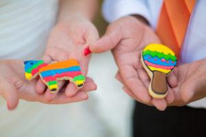 стильная свадьбы