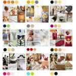 Как выбрать цвет для свадьбы: сезонность, тематичность, мода