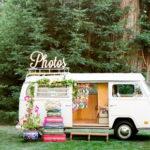 Идеи свадебных фотозон.