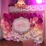 Изготовление бумажных цветов для декора