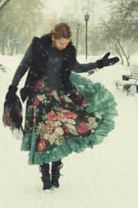 свадеб в русском стиле