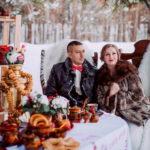 Свадьба в русском стиле: идеи организации