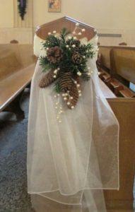 Зимние свадьбы: идеи