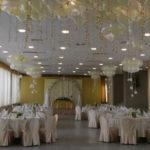 Украшение ресторана на свадьбу: стильно, экономно, красиво