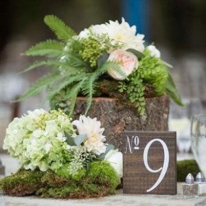 Сегодня мы представляем вам модную и любимую нами тенденцию: оформление свадеб и других мероприятий с применением листьев папоротника. Кто бы