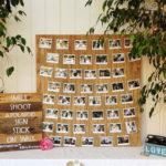 Polaroid – вдохновляющие идеи свадебного декора